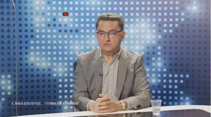 Славески: Од средбата со Мицкоски и Пендаровски ќе има реални, видливи ефекти во намалување на поларизацијата во македонското општество