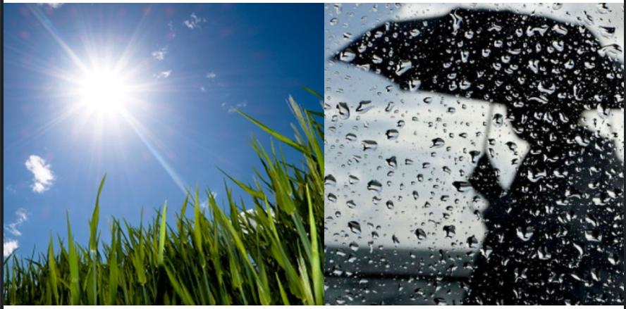 СЛЕДУВА ТОПЛО ВРЕМЕ ЗА ОВОЈ ПЕРИОД ОД ГОДИНАТА – но крајот на оваа недела ни носи дожд!