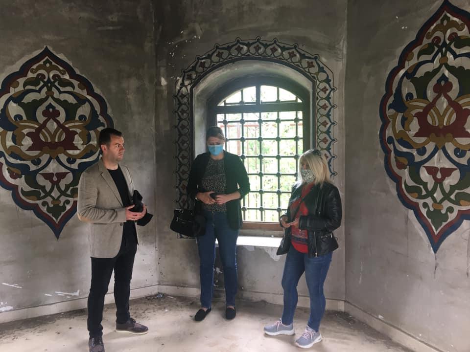 Стефковски: Културно-историското наследство во Гази Баба пропаѓа (ФОТО)