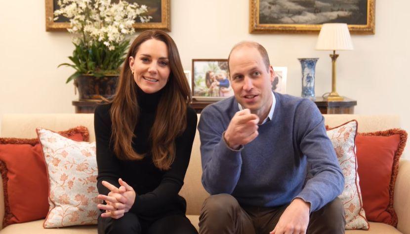 ВИДЕО: Вилијам и Кејт станаа јутјубери, ова е нивното прво видео