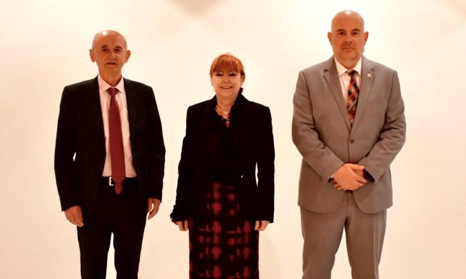 Јовески и Русковска на средби во бугарското обвинителство