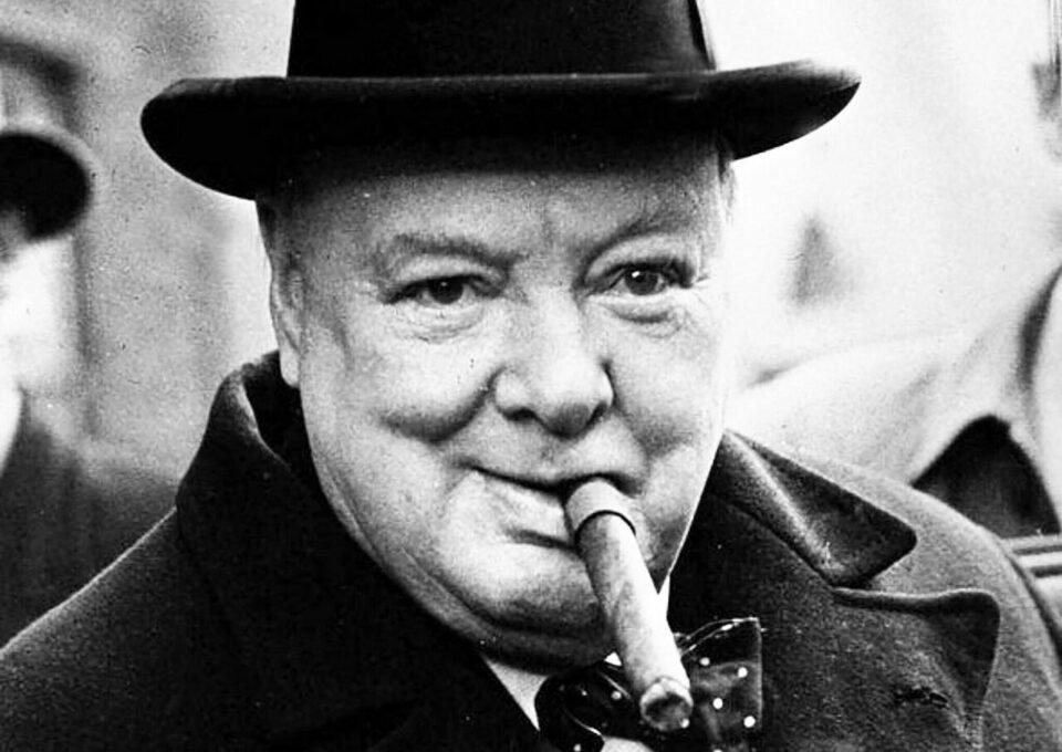 ФОТО: Отпушок од цигара на Черчил на аукција, почетната цена 1.200 фунти