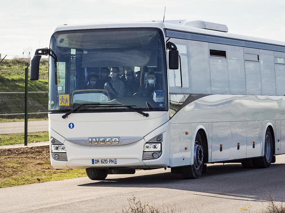 Претоварени автобуси се движеле кон Охрид непочитувајќи ги мерките – еве ги деталите
