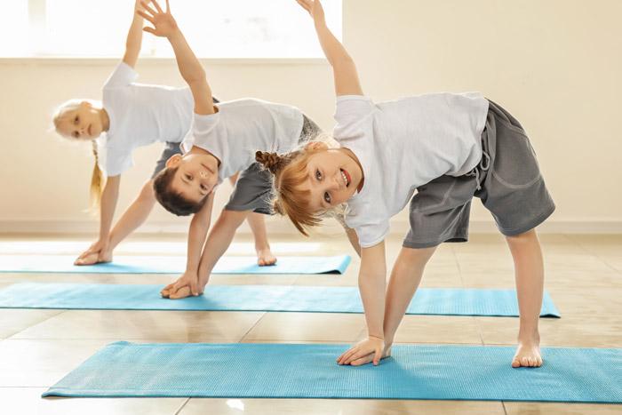 Здравје и забава:Јогата е добра за деца, овие совети се важни