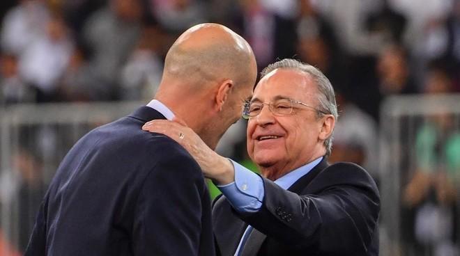 Зидан заминува од Реал Мадрид, Перез ја знае неговата замена
