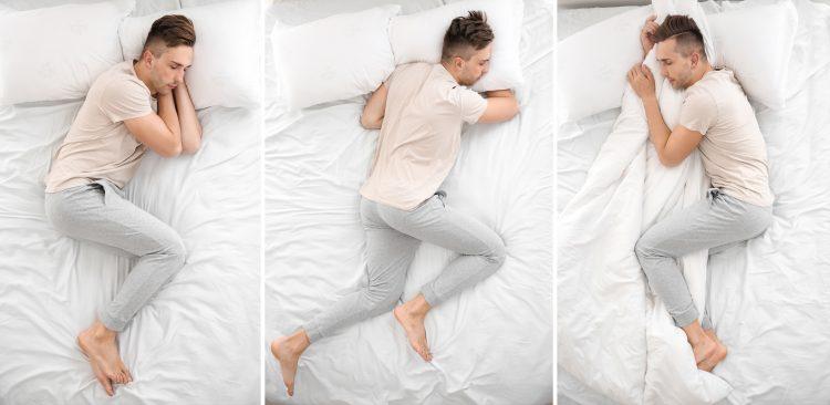Предности и недостатоци на секоја положба во која спиеме