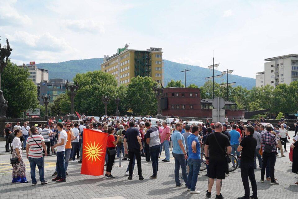 """""""Додека Заев не одговори за што преговара со Бугарија, ВМРО-ДПМНЕ ќе ги искористи сите демократски алатки за спречување на ново национално предавство од оваа ненародна власт"""""""