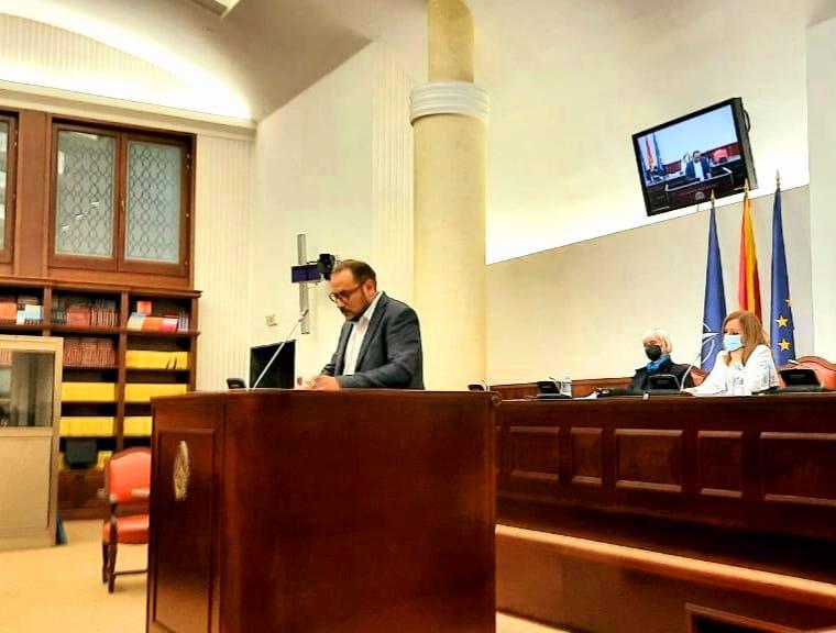 Здравковски: Поради љубовџијата од Горни Милановац и Дојран, СДСМ ја уништува секоја светост