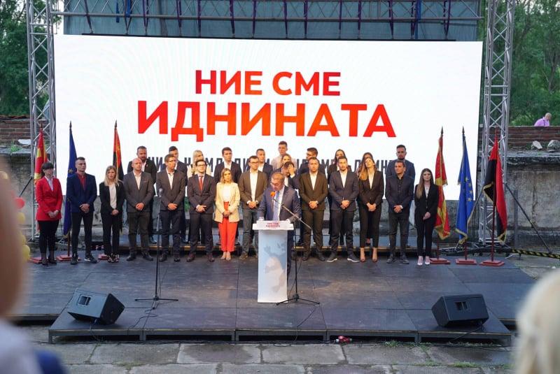 Мицкоски: Ако се прави црна листа за корупција, нема доволно хартија за да се допише владата на Заев