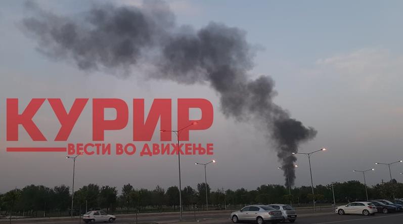 АЕРОДРОМ СЕ ГУШИ: Жителите дишат загаден воздух среде лето, Марин и службите ги нема! (ФОТО)