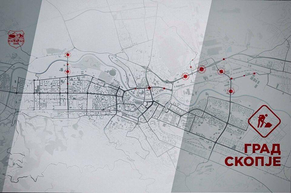 ЦУКС известува: На овие булевари утринава има поголема гужва