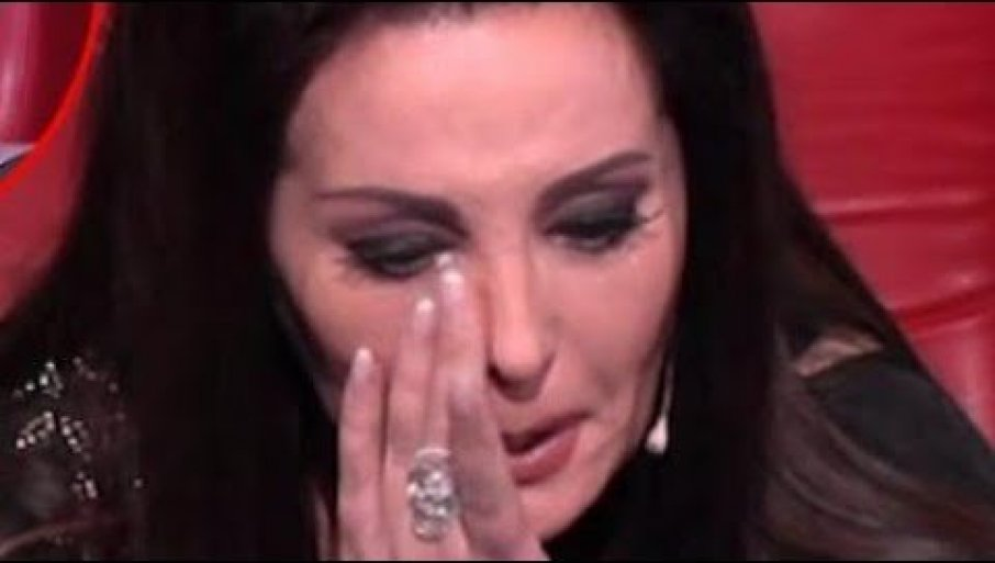 ДРАГАНА МИРКОВИЌ ЗАВИЕНА ВО ЦРНО – пејачката изгуби член од потесното семејство