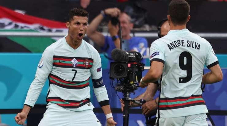 """ВИДЕО: Португалија во финишот ја """"растури"""" храбрата Унгарија!"""
