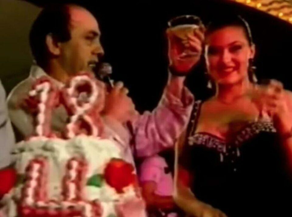 Прославите и се во крвта: Цеца денеска полни 48 години, а кога ќе видите каква торта имала на својот 18 роденден ќе ви се заврти во умот (ФОТО)