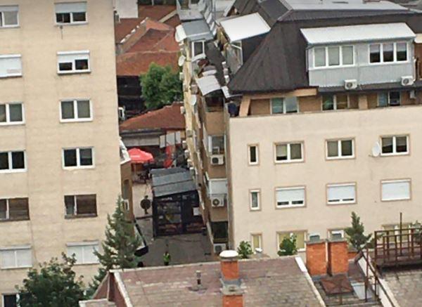 Обид за самоубиство во Скопје, во тек спасувачка акција