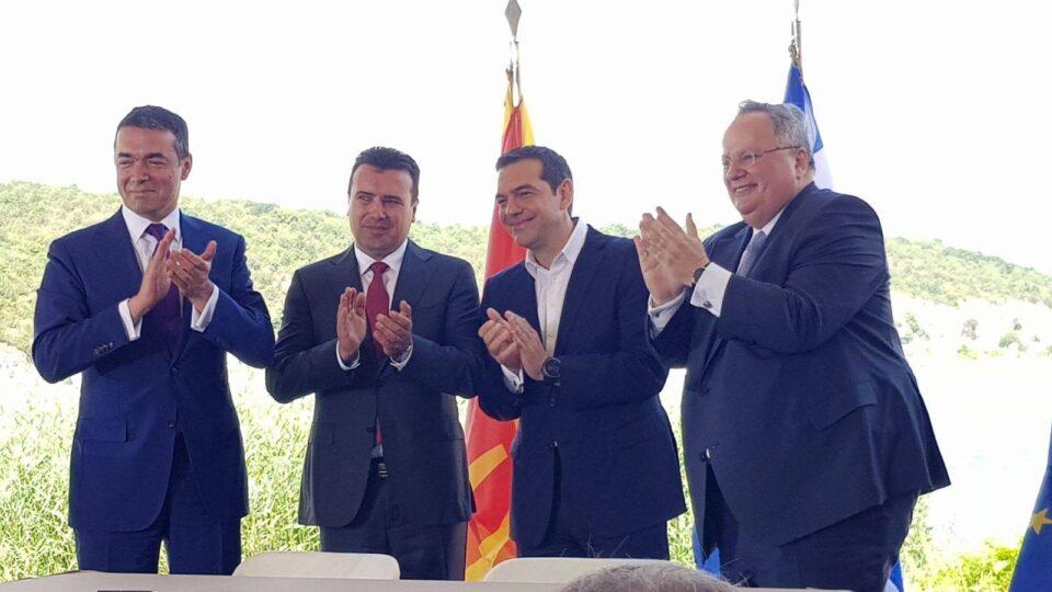 """Ципрас: Сите земји и коментатори на Европското ќе велеа """"Македонија"""" ако не беше Преспанскиот договор"""