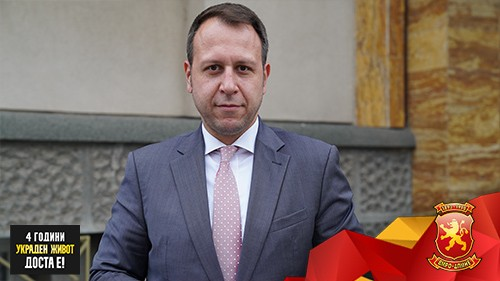 Јанушев: Денес што се случуваше во Комисијата за избори и именувања е уште еден доказ колку се погрешни политиките кои што ги води оваа власт преводена од СДСМ и Заев