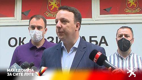 Николоски: Идниот градоначалник на Гази Баба ќе биде од ВМРО-ДПМНЕ и ќе се стави крај на криминалните политики на СДСМ во урбанизацијата и загадувачката индустрија во општината