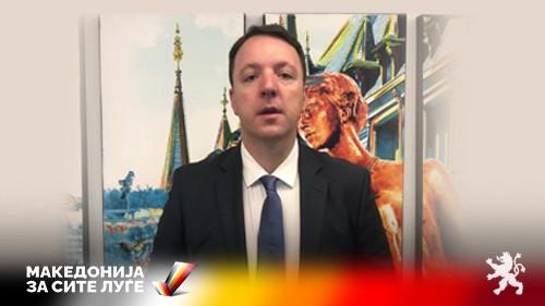 Николоски од опозиција самоиницијативно отиде во Луксембург да лобира за датум за преговори за Македонија, власта никаде ја нема, битката се води таму каде се носат одлуки