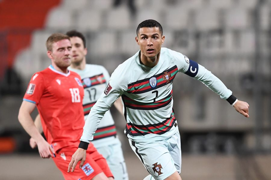 Роналдо против Унгарија собори три рекорди