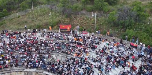 Мицкоски: ВМРО-ДПМНЕ е покривката која обединува луѓе, запаметете 16-ти јуни е она што сите го очекуваат