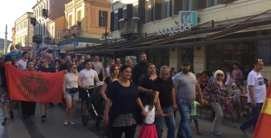 """""""Вистинска парада на гордоста"""" по втор пат во Битола: Дом, семејство, родители, мајка, татко и деца"""