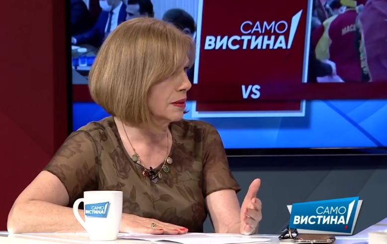 Грчева: Бајден го предупреди Заев дека неговите коруптивни зделки и нарко бизниси се видливи