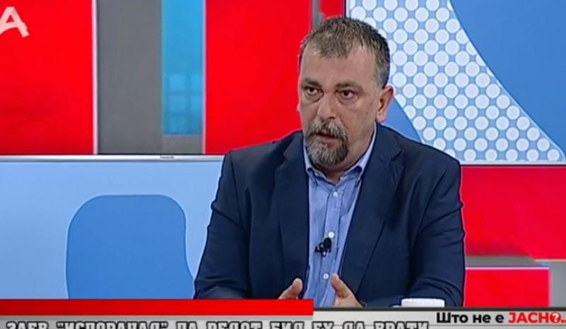 Шамбевски: За блокадата за ЕУ што ја има за Маакедонија не е само до Бугарија, туку и до корупцијата која ја продуцира Владата