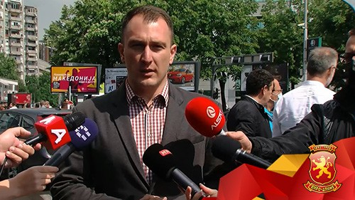 Андоновски: ВМРО-ДПМНЕ нема да дозволи Заев под маса да преговара за македонската историја, јазик и идентитет