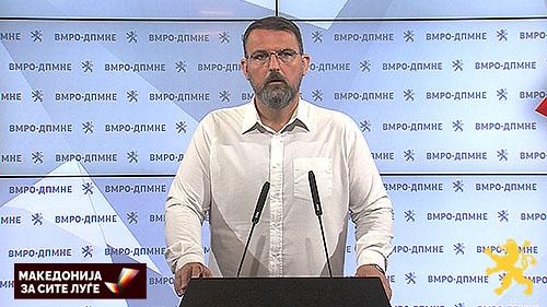 Стоилковски: Македонските државјани граѓани од втор ред, за нив нема пасоши, има за белосветски мафијаши