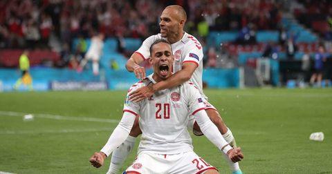 Белгија и Данска во осминафиналето, Финска на чекање
