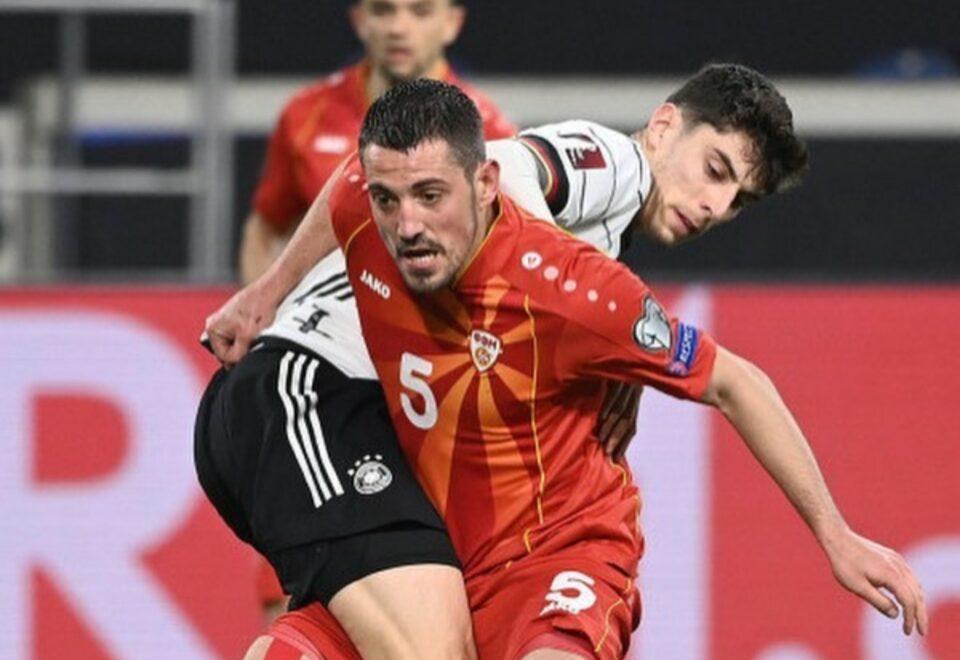 Адеми: Ќе дадеме сè од себе, горд сум што сум дел од оваа македонска репрезентација!