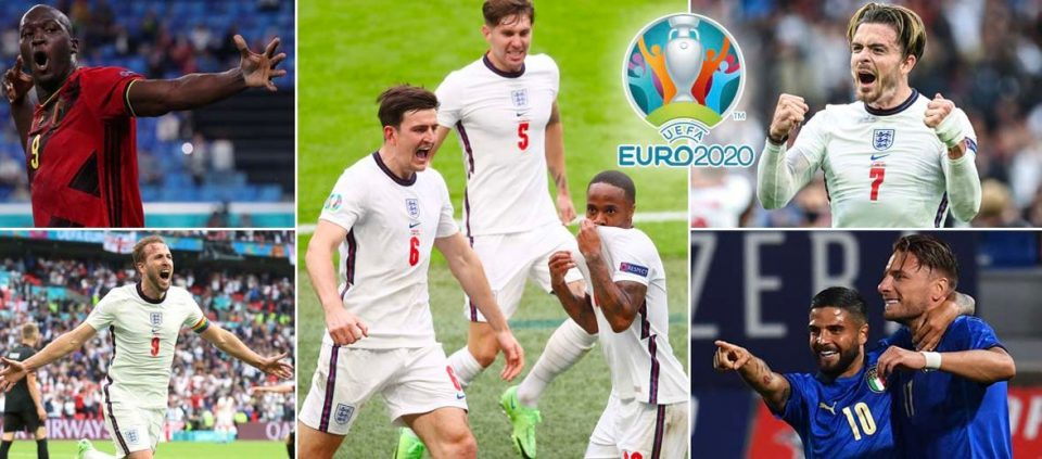 ФОТО: Ниту еден играч од Англија во идеалниот тим на осминафиналето на ЕУРО