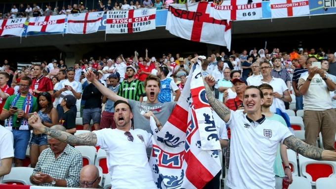 ЕУРО2020: Англиската фудбалска федерација ги повика навивачите да не патуваат на четвртфиналето во Рим