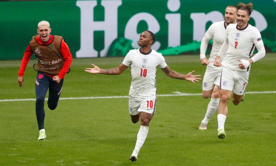 Англија со стил се пласираше во четвфиналето на ЕУРО 2020