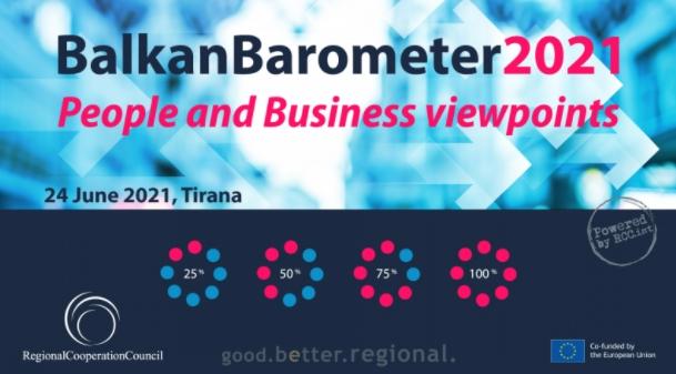 Советот за регионална соработка ќе го презентира Балканскиот барометар 2021