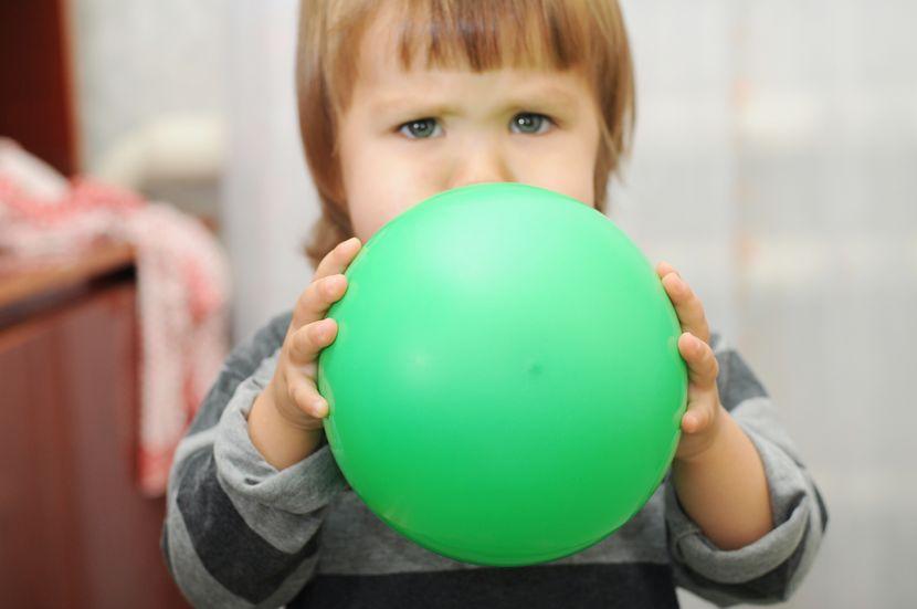 Балоните можат да бидат опасни за децата: Ако се полнат со вода, тие можат сериозно да го загрозат нивното здравје
