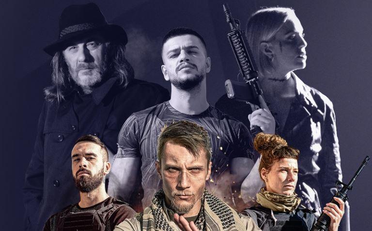Премиера на трејлерот за новиот македонски акциски серијал BLACK OPS