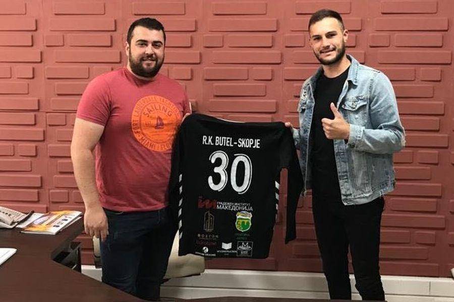 Блажевски останува и наредните две години во Бутел