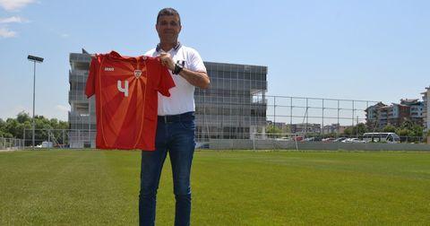 Драган Канатларовски селектор на репрезентацијата до 21 година