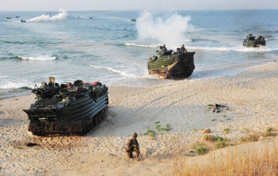 """Во Црно Море идната недела почнуваат воените вежби """"Си бриз"""""""