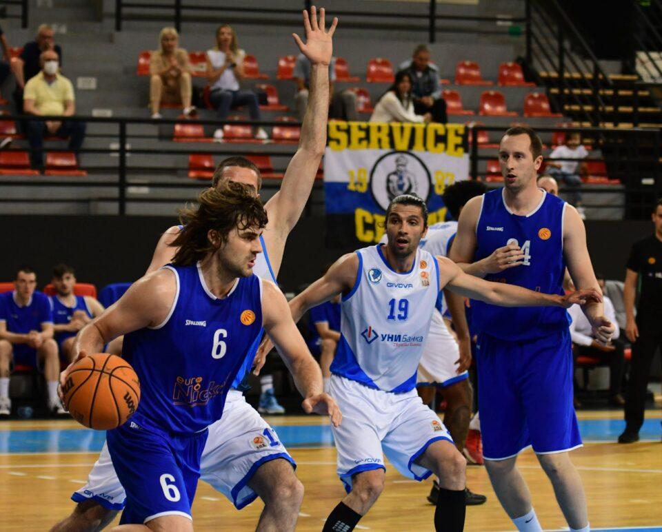 МЗТ Скопје поведе со 2-0 во победи против Еуро Никел
