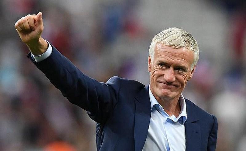 Дешамп останува и понатаму селектор на Франција