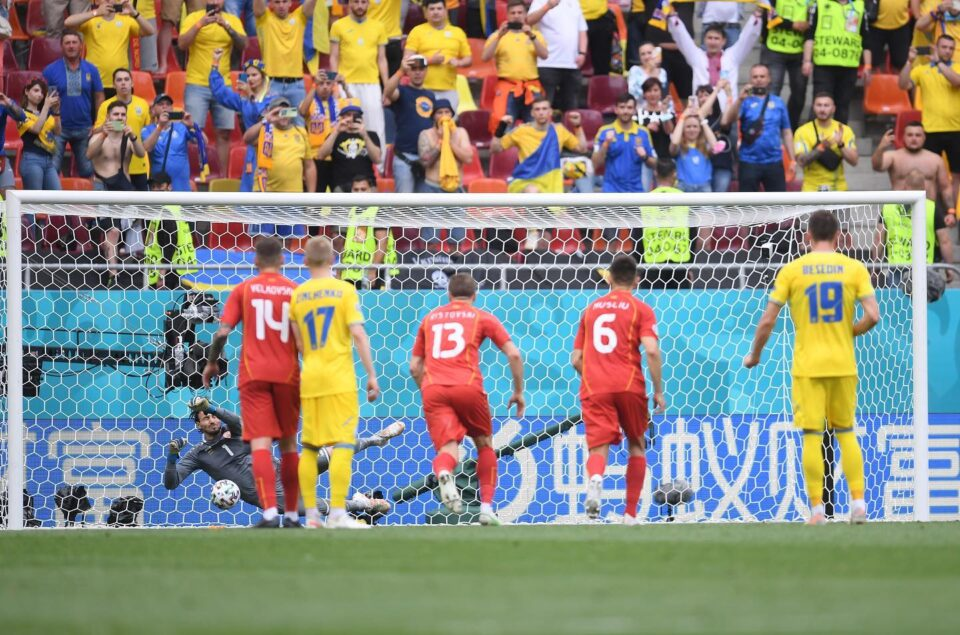 Димитриевски: Одигравме слабо прво полувреме