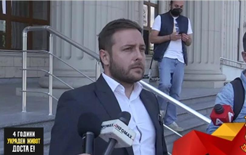 Арсовски: Џолев ги крши законите, Митко Сандев веднаш да биде заменет со друг судија-поротник инаку следува кривична одговорност (ВИДЕО)