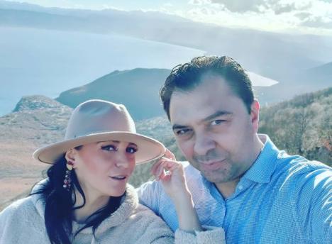 Дунавка и Ване повторно заедно- објавија фотографија од Охрид