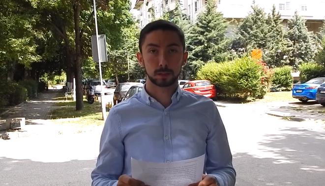 Анастасов до Георгиевски: Уште еден мандат нема да добиете- граѓаните на Гази Баба ќе Ве казнат на претстојните локални избори