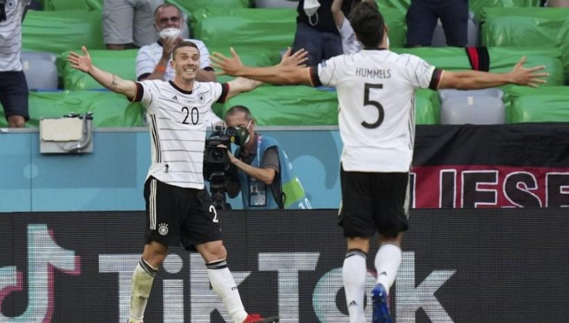 Спектакуларен натпревар со шест гола во Минхен, Германија ја победи Португалија