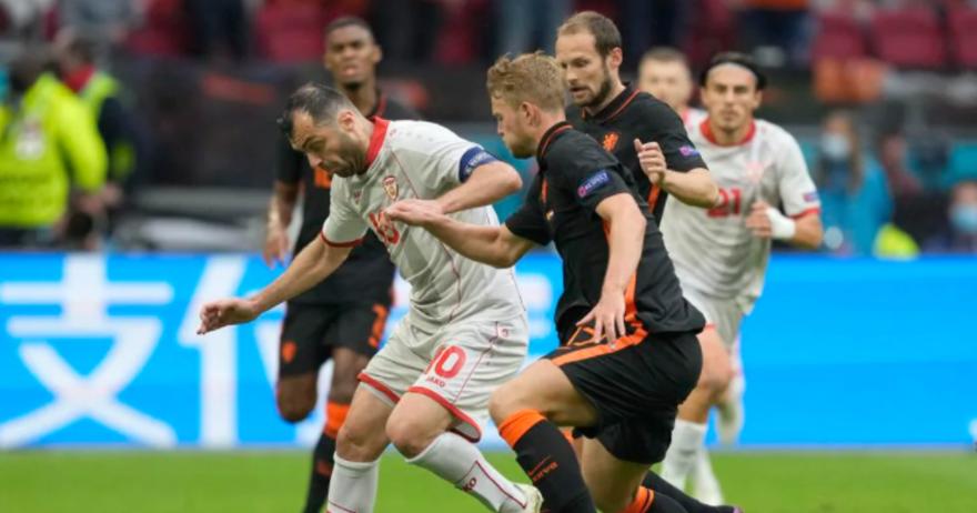 Македонија поразена од Холандија во последниот натпревар на ЕУРО 2020