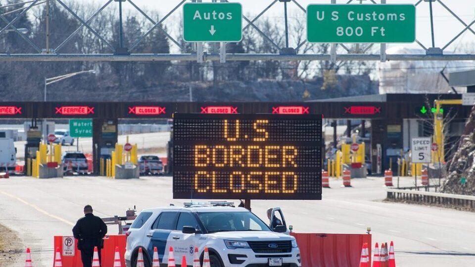 Границите на САД со Канaда и со Мексико остануваат затворени до 21 јули